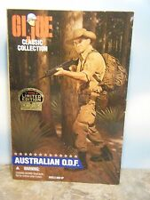 "GI JOE AUSTRALIAN O.D.F. 12"" FIGURE *NEW*"