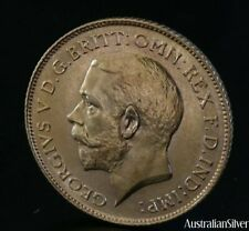1915 Perth Mint Gold Half Sovereign Superb