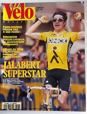 VELO MAGAZINE n°308 du 4/1995; Jalabert/ Rencontre Duclos Lassalle/ Alpes D'Huez