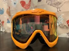NEW Jt Proflex Spectra Orange Frames W/NEW lens GI BRAND NEW!