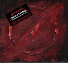 Metallica/Through the Never-Bande originale * NEW 2cd digipack 2013 * NOUVEAU *