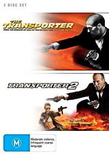 The Transporter / Transporter 2 - Action / Thriller - Jason Statham - NEW DVD