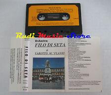 MC ORCHESTRA FILO DI SETA Varotto m. flavio italy GIANCA C/9100 cd lp dvd vhs