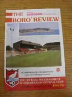 28/08/1982 Scarborough v Wealdstone  (No Apparent Faults)