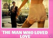 Lobby Card 1977 MAN WHO LOVED LOVE F Truffaut