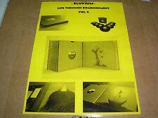Eluvium - Life Through Bombardment Vol. 2 7 x LP box set new Temporary Residence