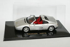 Ixo 1/43 - Ferrari 348 TS Grise