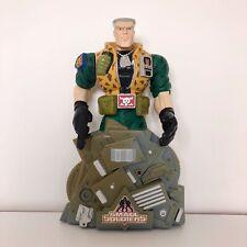 Petits soldats Chip Hazard/'s Battle Head Quarters Micro Figures Jeu Set 1998