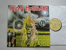 Iron Maiden – Iron Maiden DMM LP NEAR MINT