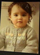 Rowan Baby Collection in Englisch Strickanleitungen ZB186