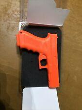 New listing Blackhawk Demonstrator Gun For Glock 17 Orange