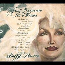 Just Because I'm a Woman: The Songs of Dolly Parton Various Artists Audio CD