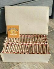 superbe lot de 50 pochettes d'allumettes BOX PHILIP MORRIS publicitaire SEITA