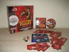 2012 Mattel Disney Camp Rock DVD Game for Teens Boys & Girls