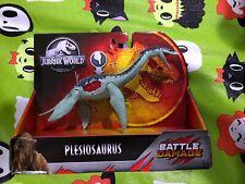 Jurassic World Battle Damage Plesiosaurus. NEW. IN HAND