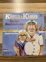 """7"""" Klaus & Klaus / AN DER NORDSEE KÜSTE (1984)"""