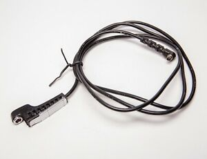 """Vintage Locking 42"""" PC Sync Extension Lead Cable Male to Female MtF M-F"""
