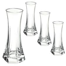 Bormioli Rocco Glass Stem Vase Flower Floral Wedding Decor Centrepiece Holder