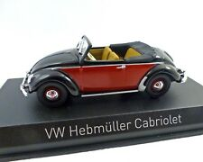 VW Hebmüller Cabriolet 1949, NOREV 1:43