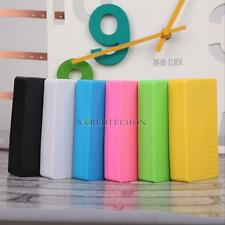 5600mAh 5V USB 2X18650 Battery Mobile Power Bank Charger Box Case For Iphone #W