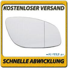 Spiegelglas für OPEL VECTRA C 2002-2008 rechts Beifahrerseite asphärisch