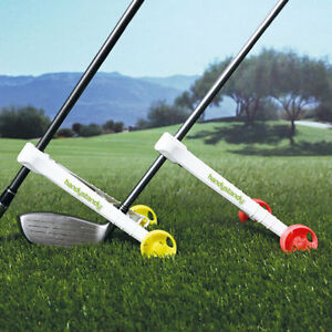 Golf gift, ideal present, for any age, colours yellow or pink,in attractive box.