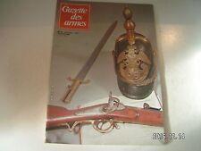 **d Gazette des armes n°89 Revolver Taurus modèle 65  Carabine Russe modèle 1843