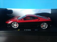 Ferrari F430 Red/Black 1:18 Hot Wheels Elite