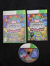 XBOX 360 : MARVEL SUPER HERO SQUAD : THE INFINITY GAUNTLET - Completo, ITA !