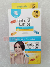 6x Olay Natural White Light All In One Fairness Whitening Day Cream 7.5g