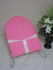 Babyhood bouncer liner-Candyfloss pink-Funky babyz,Australian made