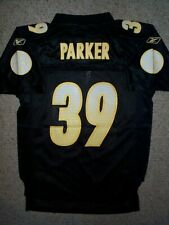 REEBOK Pittsburgh Steelers WILLIE PARKER nfl Jersey Youth *GIRLS* (L-LG-LARGE)