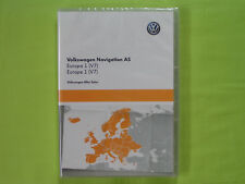 NEU SD CARD NAVIGATION AS EUROPA 1 2017 V7 VW DISCOVER MEDIA T6 SHARAN GOLF 7