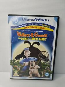 Wallace  Gromit The Curse of the Were-Rabbit 2 Disc Special Edition [DVD] [2