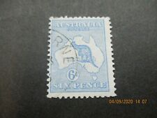 Kangaroo Stamps: 1st Watermark CTO  - Great Item   (n62)