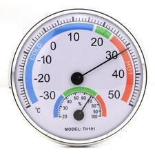 Outdoor Indoor Thermometer Luftfeuchtigkeit Meter Garten Hygrometer Temperatur Wetter