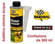 Water Remover BARDAHL - Additivo Elimina Acqua 300ml per Moto e Scooter PIAGGIO