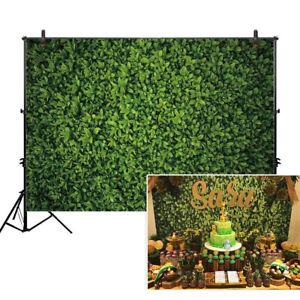 Grass Floordrop Studio Backdrop Photography Background Props Kids Birthday