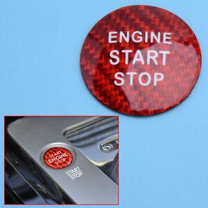 Engine Start-Stop Button Trim Cap Cover Decor Fit For Lexus IS ES GS NX RX LX