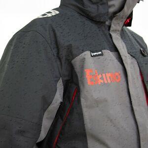 NEW Eskimo Sport Ice Fishing Raincoat Waterproof Snow Lightweight Jacket L-5X