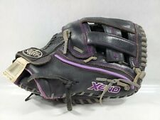 "Louisville Slugger Xeno 13"" First Base Mitt Right Hand Thrower Fastpitch USED..."