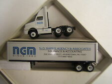 Winross N.G. Marks Agency Myerstown PA Diecast Tractor Trailer MIB 1/64