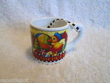 Mary Engelbreit Christmas Ornament Mini Mug It Is Good To Be Children Ceramic