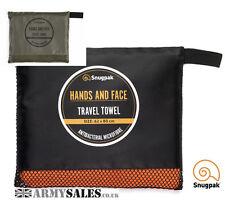 Snugpak TRAVEL TOWEL HANDS & FACE, Quick Drying, Lightweight