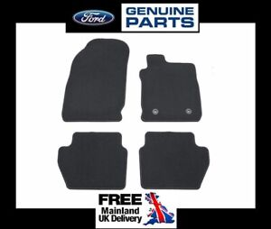NEW GENUINE FORD ECOBOOST 2017 > FRONT & REAR FLOOR MATS CARPETS # 2246741