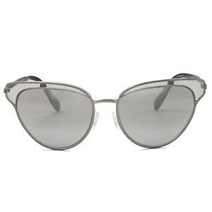 Oliver Peoples Made in Italy JOSA Cat Eye Polarized Mirror Sunglasses NEW $405