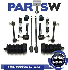 12 Pc Suspension Kit for Buick Chevrolet Pontiac Oldsmobile Tie Rod End Sway Bar