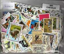 CHEVAUX 800 timbres différents
