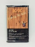 ACDC Fly on the Wall Cassette Atlantic New Sealed Angus