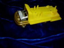 Vtg 50s Antique GILMARK Yellow Truck USA Hard Plastic Mid Century Premium Toy